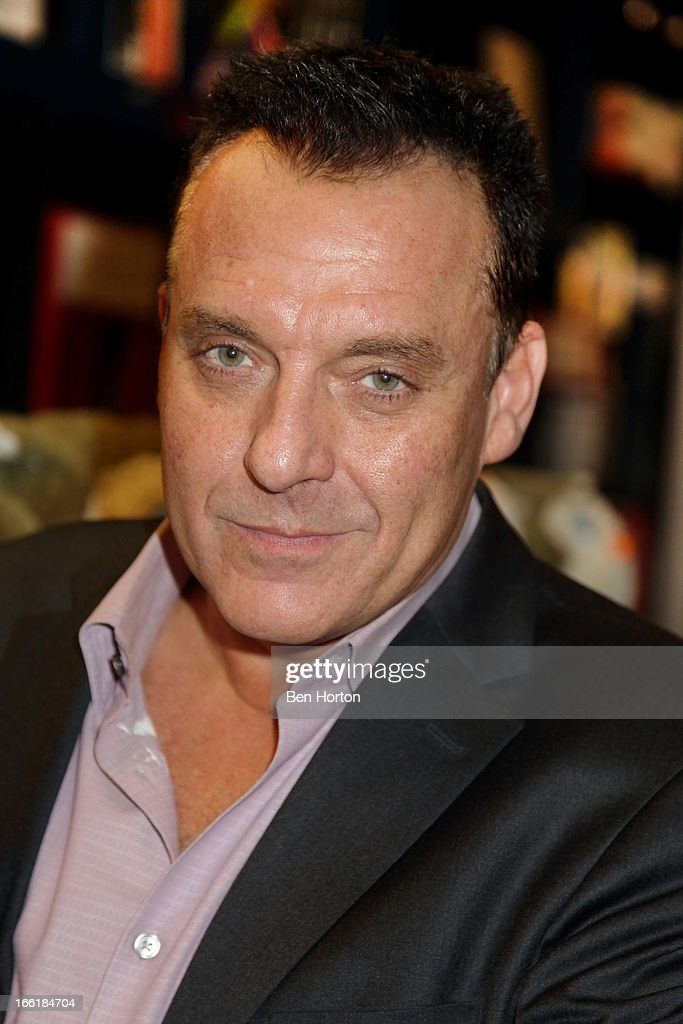 "Tom Sizemore Signs Copies Of His New Book ""By Some Miracle I Made It Out Of There"""