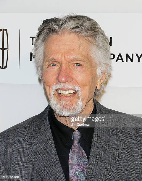 Actor Tom Skerritt attends the 2016 Tribeca Film Festival 'A Hologram For The King' premiere at John Zuccotti Theater at BMCC Tribeca Performing Arts...