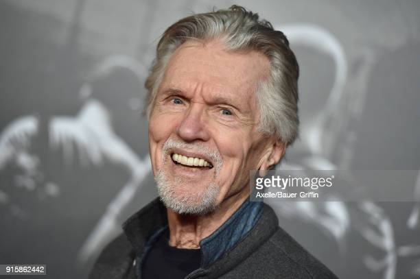 Actor Tom Skerritt attends the premiere of 'The 1517 To Paris' at Warner Bros Studios on February 5 2018 in Burbank California