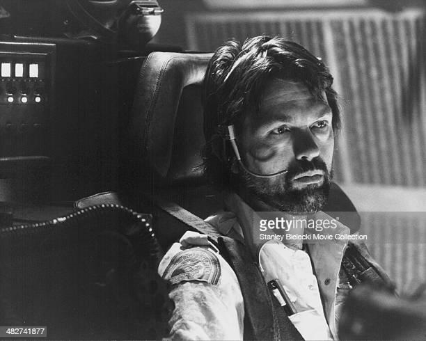 Actor Tom Skerritt in a scene from the movie 'Alien' 1979