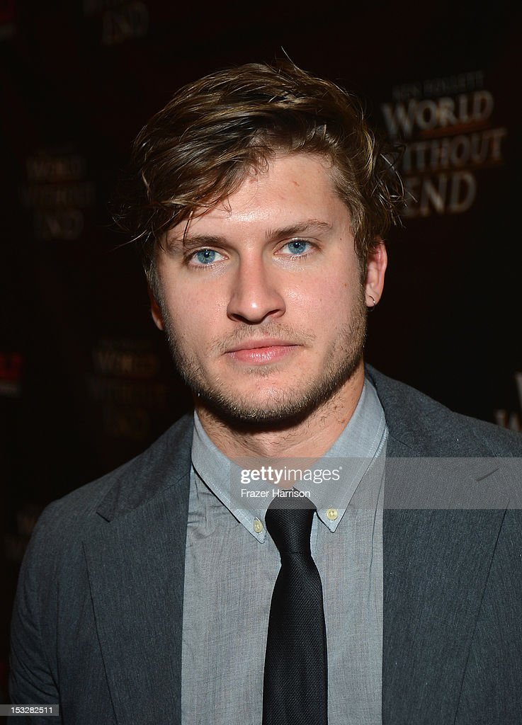 ReelzChannel Presents 'World Without End' Los Angeles Screening : News Photo