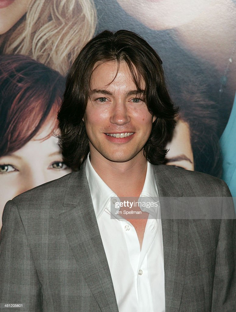 Actor Tom Wisdom attends the premiere of The Sisterhood of the ...