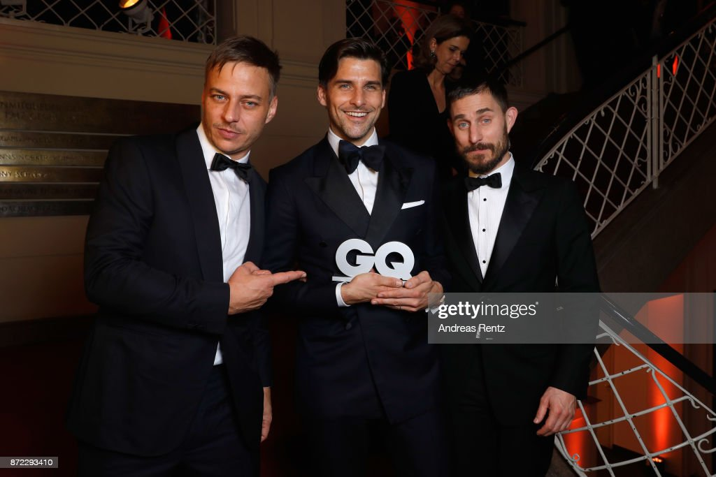 After Show Party - GQ Men Of The Year Award 2017