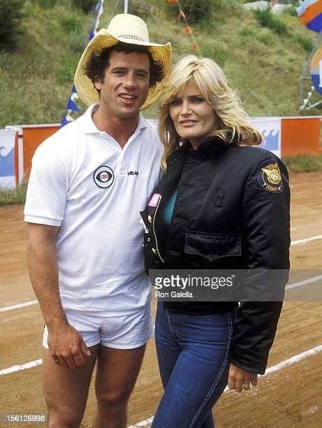 Actor Tom Wopat and Actress Randi Brooks attend the Taping of the 14th Installment of the Television Competition Special 'Battle of the Network...
