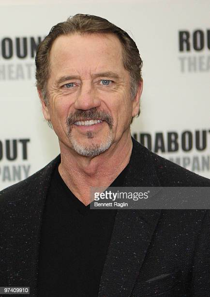 Actor Tom Wopat attends the 'Sondheim on Sondheim' cast photo call on March 3 2010 in New York City