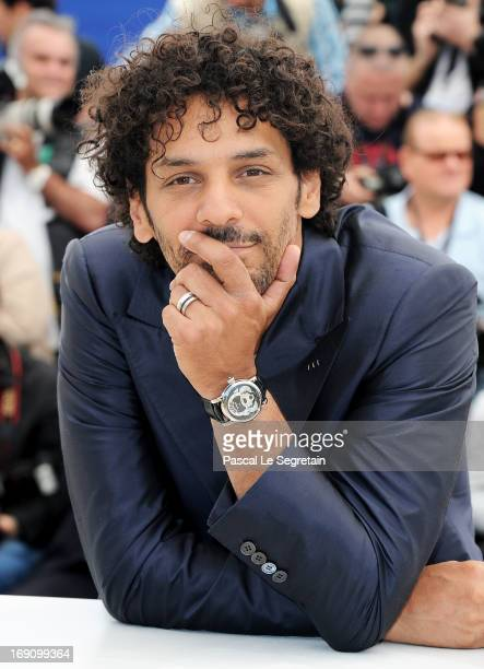 Actor Tomer Sisley attends the photocall for 'Jeunes Talents Adami' during The 66th Annual Cannes Film Festival at Palais des Festivals on May 20...