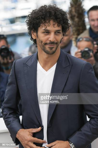 Actor Tomer Sisley attends the photocall for 'Jeunes Talents Adami' during the 66th Annual Cannes Film Festival at the Palais des Festivals on May 20...