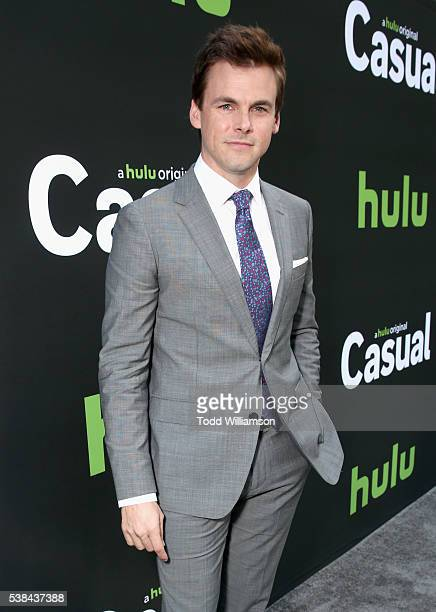 Actor Tommy Dewey attends the 'Casual' Season 2 premiere and FYC event at ArcLight Hollywood on June 6 2016 in Los Angeles California