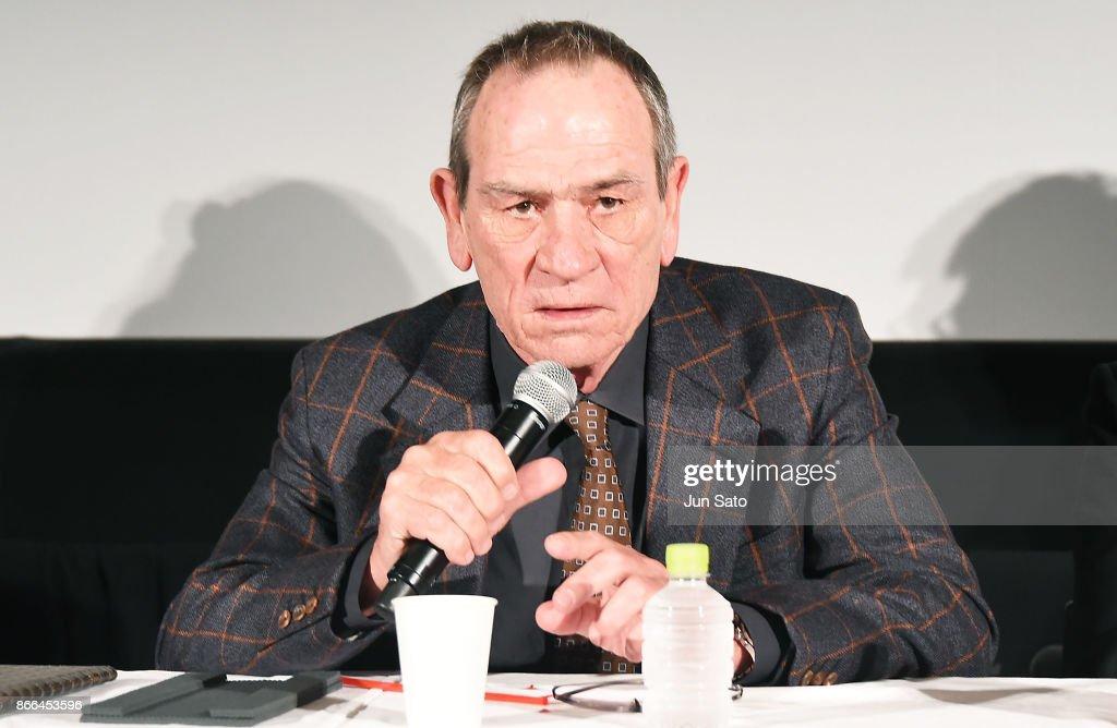 30th Tokyo International Film Festival - International Judges Press Conference : News Photo