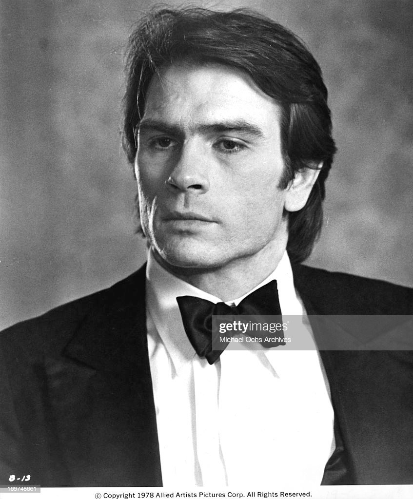 Tommy Lee Jones : News Photo