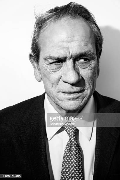 Actor Tommy Lee Jones poses for a portrait on May 18, 2014 in Cannes, France.