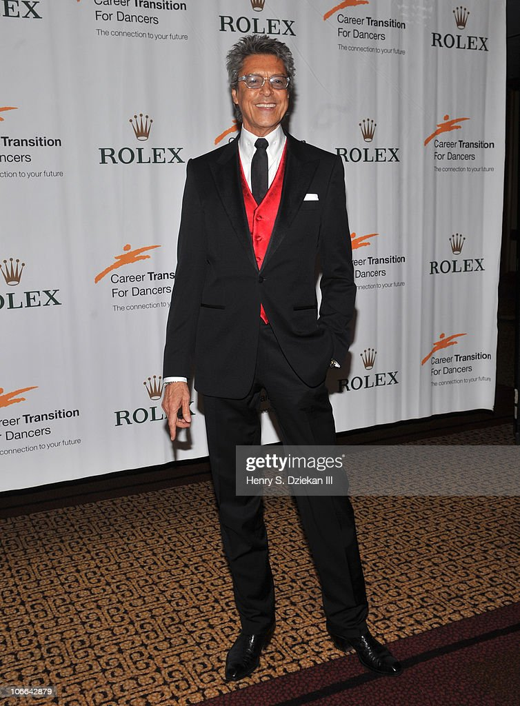 Actor Tommy Tune attends the Career Transition For Dancer's 25th anniversary Silver Jubilee anniversary supper at the Hilton New York on November 8, 2010 in New York City.