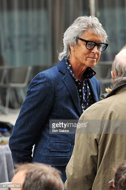 Actor Tommy Tune attends the Whitney Museum Of American Art Ribbon Cutting Ceremony at The Whitney Museum of American Art on April 30 2015 in New...