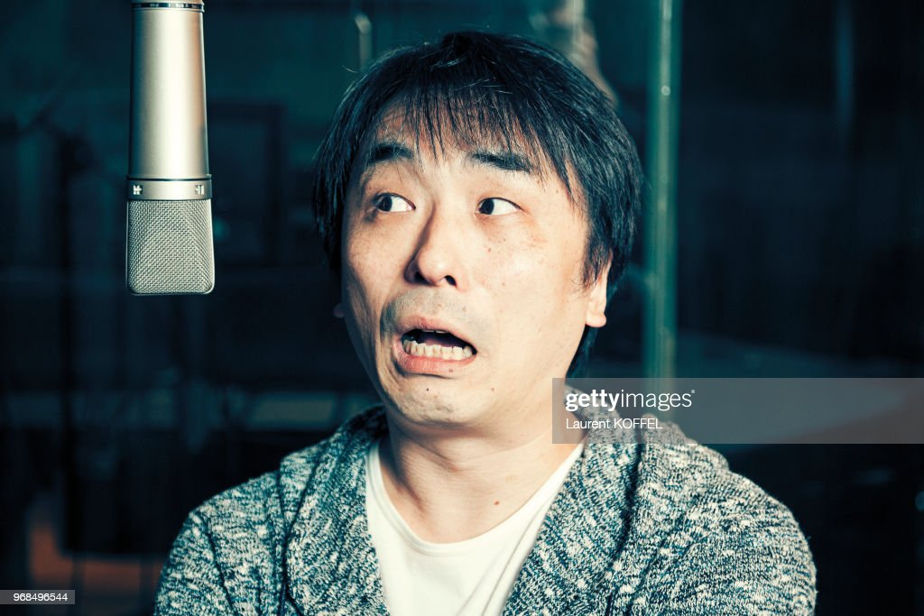 Actor Tomokazu Seki, is photographed for Self Assignment on March 29, 2016 in Tokyo, Japan.