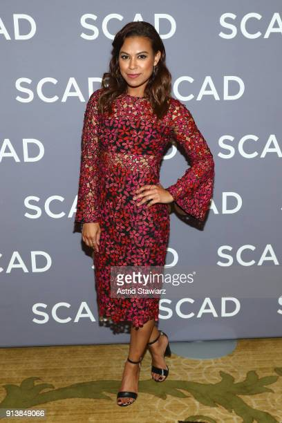 Actor Toni Trucks attends a screening and QA on Day 3 of the SCAD aTVfest 2018 on February 3 2018 in Atlanta Georgia