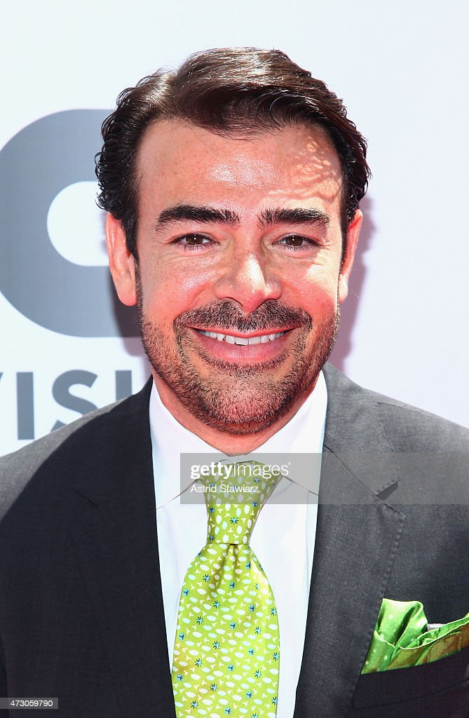 Actor Tono Mauri attends Univision's 2015 Upfront at Gotham Hall on May 12, 2015 in New York City.