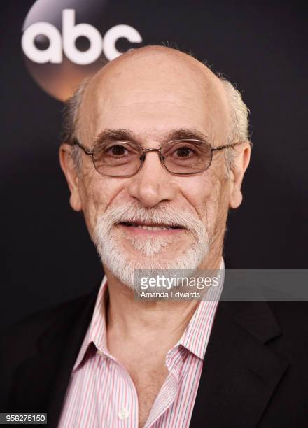 Actor Tony Amendola arrives at the 'Once Upon A Time' finale screening at The London West Hollywood at Beverly Hills on May 8 2018 in West Hollywood...