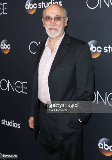 Actor Tony Amendola attends the 'Once Upon A Time' finale screening at The London West Hollywood at Beverly Hills on May 8 2018 in West Hollywood...