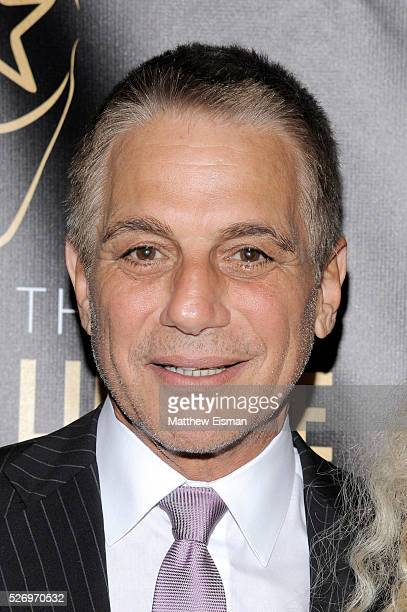 Actor Tony Danza arrives at the 31st Annual Lucille Lortel Awards at NYU Skirball Center on May 1 2016 in New York City