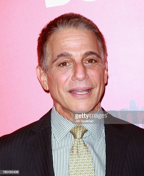 Actor Tony Danza attend Don Jon New York Premiere at SVA Theater on September 12 2013 in New York City