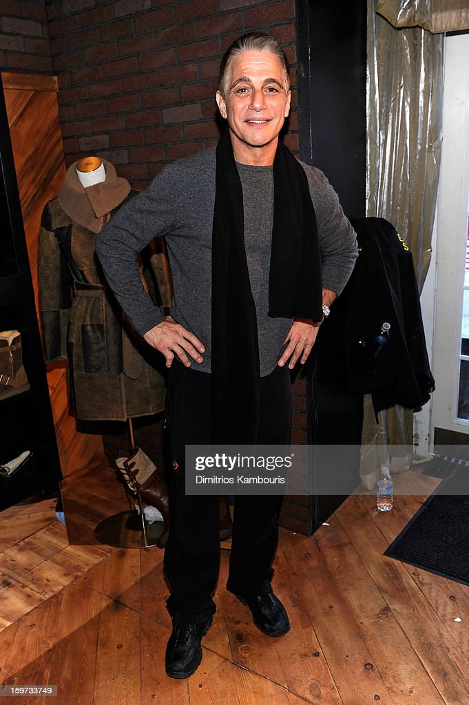 Actor Tony Danza attends Day 2 of Village At The Lift 2013 on January 19, 2013 in Park City, Utah.