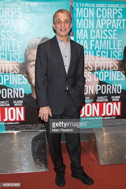 Actor Tony Danza attends the 'Don Jon' Paris Premiere at UGC Cine Cite des Halles on December 12 2013 in Paris France