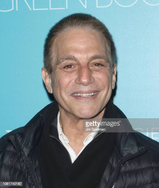 Actor Tony Danza attends the screening for Green Book hosted by Universal Pictures and The Cinema Society at The Roxy Hotel Cinema on November 14...