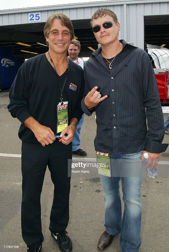 Sirius at the Glen NASCAR Nextel Cup Pre-Race