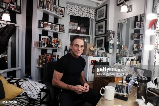 Actor Tony Danza is photographed for Wall Street Journal on January 30 2015 in New York City