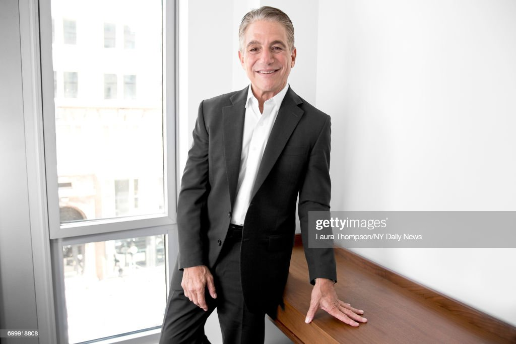 Actor Tony Danza photographed for NY Daily News on April 28, 2017, in New York City.