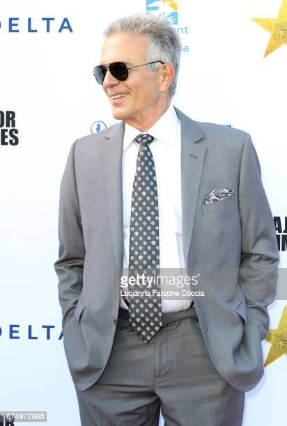Actor Tony Denison attends Covenant House Gala 2017 at The Globe Theatre on April 29 2017 in Universal City California