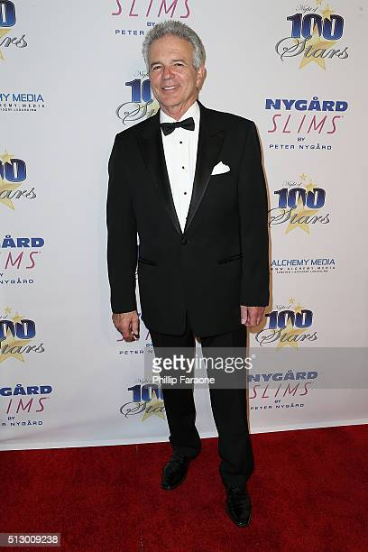 Actor Tony Denison attends Norby Walters' 26th Annual Night of 100 Stars Oscar Viewing at The Beverly Hilton Hotel on February 28 2016 in Beverly...