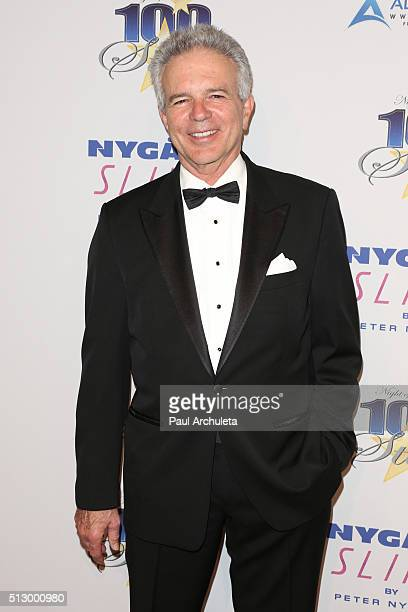 Actor Tony Denison attends the 26th annual Night Of 100 Stars Oscar viewing party at The Beverly Hilton Hotel on February 28 2016 in Beverly Hills...