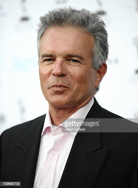 Actor Tony Denison attends the 62nd primetime Emmy Awards performers nominee reception at Pacific Design Center on August 27 2010 in West Hollywood...