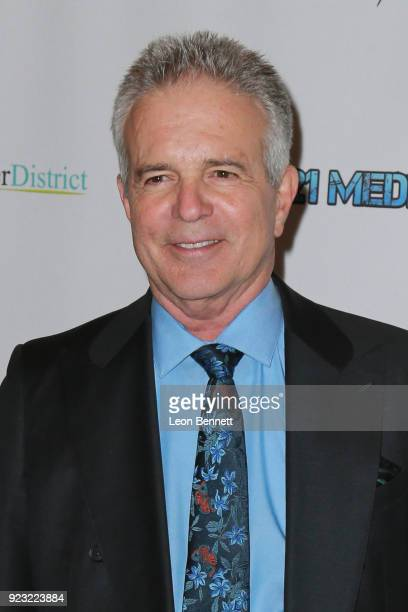 Actor Tony Denison attends the 9th Annual Experience Strength And Hope Awards Ceremony at Writers Guild Theater on February 22 2018 in Beverly Hills...