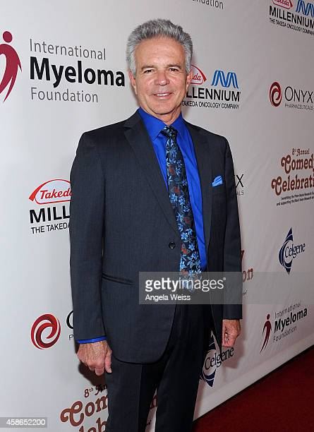 Actor Tony Denison attends the International Myeloma Foundation 8th Annual Comedy Celebration benefiting The Peter Boyle Research Fund supporting The...