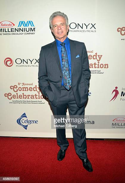 Actor Tony Denison attends The International Myeloma Foundation's 8th Annual Comedy Celebration at The Wilshire Ebell Theatre on November 8 2014 in...