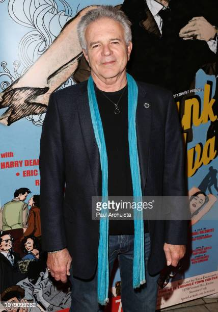 Actor Tony Denison attends the premiere of 'Frank And Ava' at The Fine Arts Theatre on December 07 2018 in Beverly Hills California
