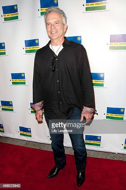 Actor Tony Denison attends We Are Limitless 2nd Annual Celebrity Poker Tournament at Hyperion Public on September 23 2014 in Los Angeles California