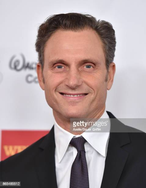 Actor Tony Goldwyn arrives at the 2017 GLSEN Respect Awards at the Beverly Wilshire Four Seasons Hotel on October 20 2017 in Beverly Hills California