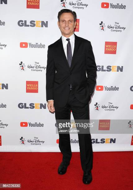 Actor Tony Goldwyn attends the 2017 GLSEN Respect Awards at the Beverly Wilshire Four Seasons Hotel on October 20 2017 in Beverly Hills California