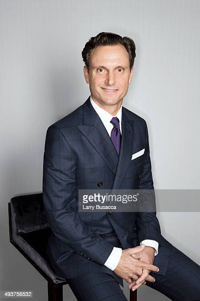 Actor Tony Goldwyn attends The Daily Front Row's Third Annual Fashion Media Awards at the Park Hyatt New York on September 10 2015 in New York City