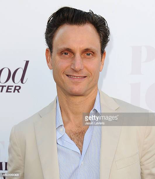 Actor Tony Goldwyn attends the Hollywood Reporter's Women In Entertainment breakfast at Milk Studios on December 10 2014 in Los Angeles California