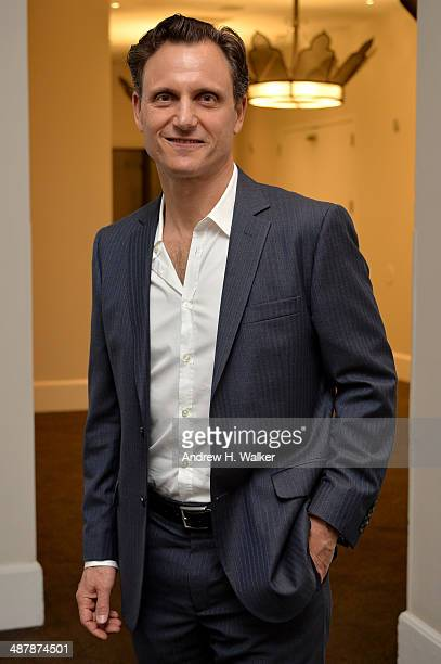 Actor Tony Goldwyn attends the White House Correspondents' Dinner Weekend PreParty hosted by The New Yorker's David Remnick at the W Hotel Washington...
