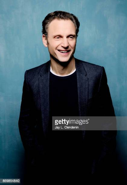 Actor Tony Goldwyn from the film 'Mark Felt The Man Who Brought Down the White House' poses for a portrait at the 2017 Toronto International Film...