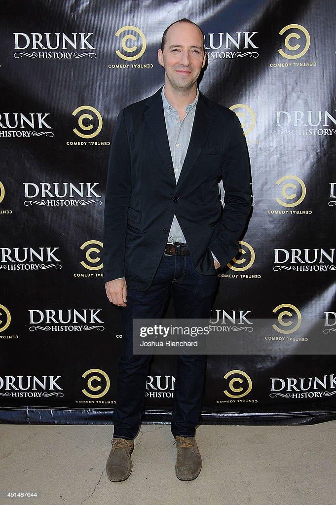 "Comedy Central's ""Drunk History"" Season 2 Premiere Party"