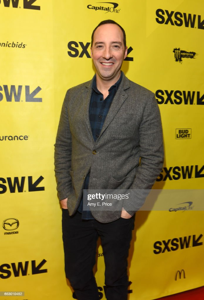 Actor Tony Hale attends 'Featured Session: 'VEEP' Cast' during 2017 SXSW Conference and Festivals at Austin Convention Center on March 13, 2017 in Austin, Texas.