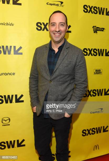 Actor Tony Hale attends 'Featured Session 'VEEP' Cast' during 2017 SXSW Conference and Festivals at Austin Convention Center on March 13 2017 in...