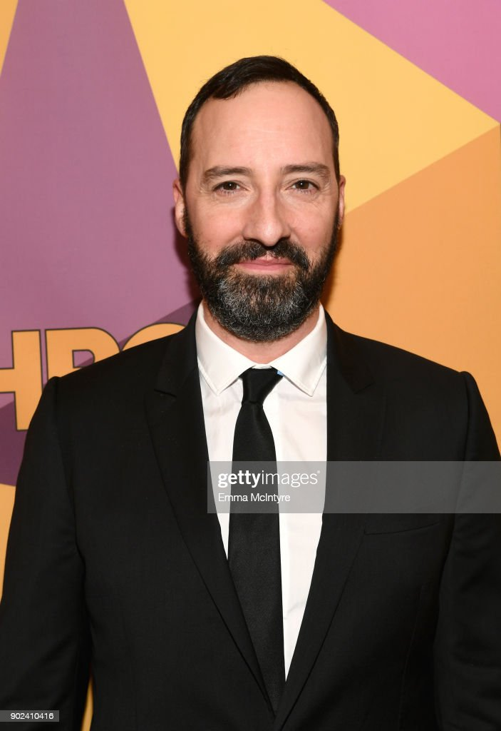 Actor Tony Hale attends HBO's Official Golden Globe Awards After Party at Circa 55 Restaurant on January 7, 2018 in Los Angeles, California.