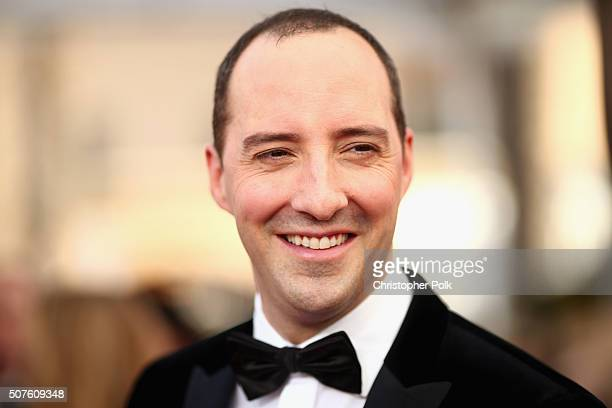 Actor Tony Hale attends The 22nd Annual Screen Actors Guild Awards at The Shrine Auditorium on January 30 2016 in Los Angeles California 25650_018